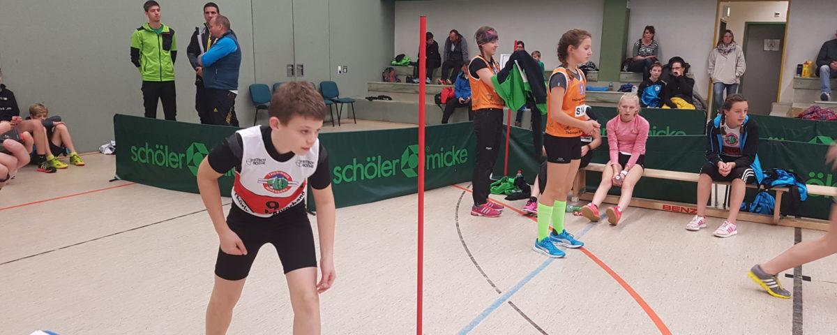 Leon Straub (AK 14) & Alina Nussbicker (AK14)